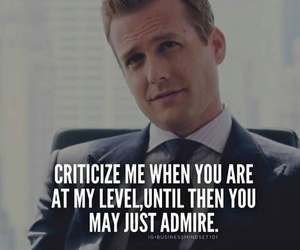 quotes, harvey specter, and suits image