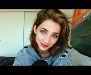 video, vlogger, and emily rudd image