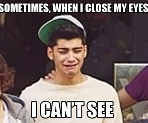 one direction, zayn malik, and funny image