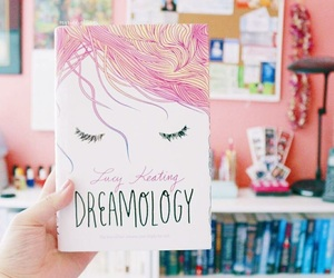book, dreamology, and reading image