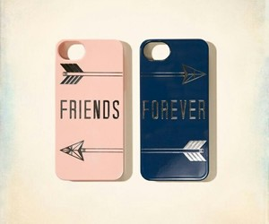 bff, forever, and cell phone cases image