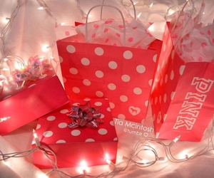 christmas, lights, and victoria secret image