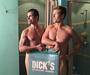 actor, glen powell, and funny face image