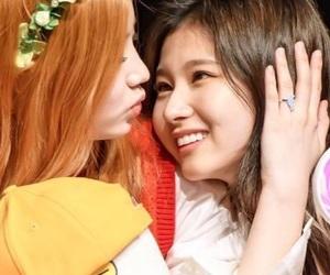 kpop, ship, and dahyun image