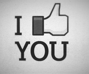 facebook, like, and love image