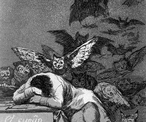 goya, art, and francisco goya image