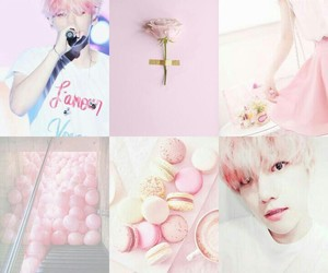 aesthetics, exo, and kpop image