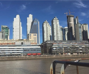argentina, buenos aires, and puerto madero image