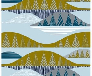 green, wallpaper, and christmas trees image