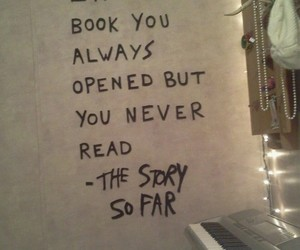 book, quotes, and story image