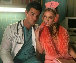 scream queens, Taylor Lautner, and chanel 3 image