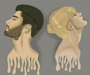 Taylor Swift, zayn, and art image