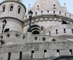 architecture, budapest, and europe image