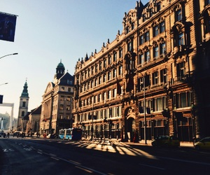 architecture, budapest, and day image