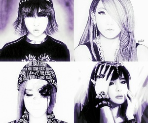 CL, kpop, and minzy image