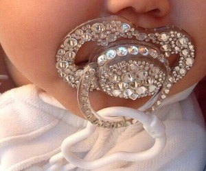 baby, luxury, and diamond image