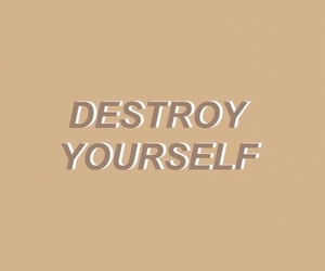 aesthetic, quotes, and beige image