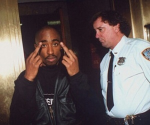 2pac and fuck the police image
