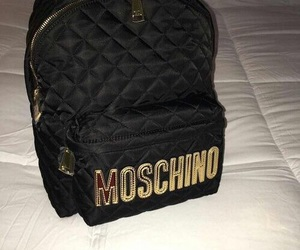 Moschino, bag, and fashion image