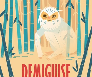 book, demiguise, and harry potter image