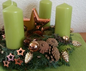 christmas, ideas, and candle image