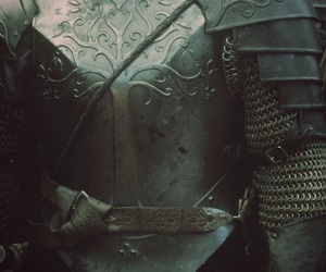 armor, fantasy, and LOTR image