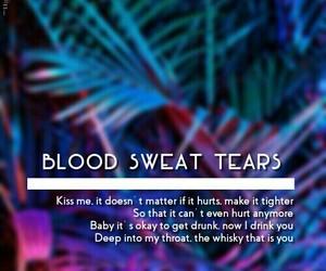 aesthetic, kpop lyric, and kpop image