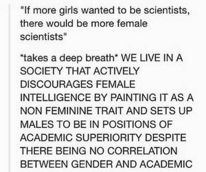 equality, feminism, and girl image
