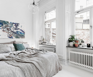 bedroom, design, and apartment image
