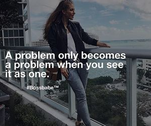 problem, quotes, and motivation image