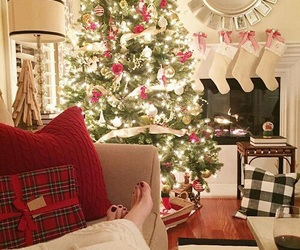 christmas, cozy, and holiday image