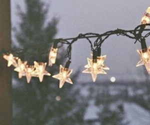 header, christmas, and lights image