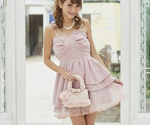 dress, cute, and japanese dresses image