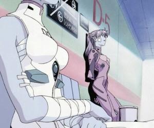 anime, evangelion, and manga image