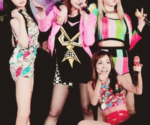 2ne1, CL, and minzy image