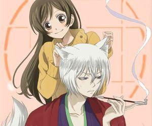 tomoe, nanami, and kamisama hajimemashita image