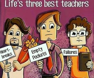 failure, life, and teacher image
