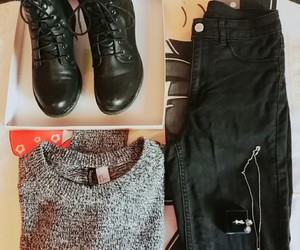 H&M, claire's, and outfits image