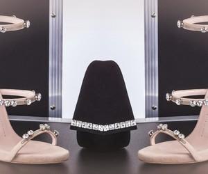 diamonds, fashion, and stilettos image