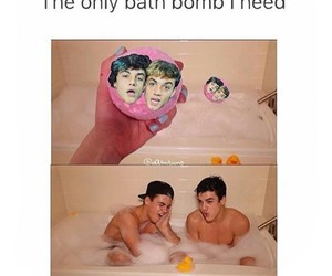 ethan, funny, and twins image