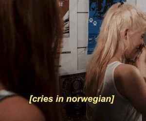 bathroom, norwegian, and skam image