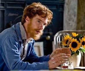 benedict cumberbatch, van gogh, and art image