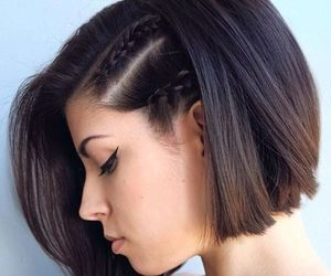 bob, braid, and hair image
