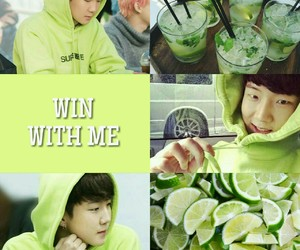edit, seunghoon, and rapper image