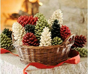 christmas, decor, and winther image