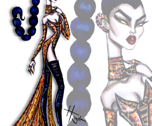 fashion, mythical, and hayden williams image