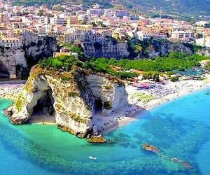 italy, calabria, and sea image