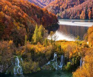 autumn, Croatia, and fall image