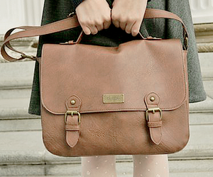 A Series of Unfortunate Events, bag, and brown image