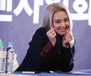 girls generation and hyoyeon image